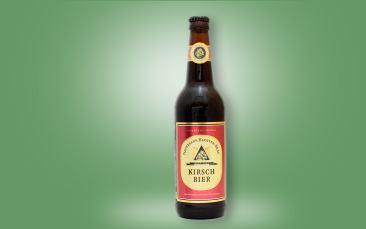 Kirschbier (Bockbier + Kirsch) Flasche 0,5l