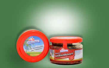 Pommeraner Gutsfleischblutwurst