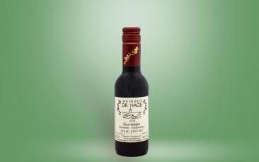 Dornfelder Rotwein halbtr. Piccoloflasche 0,25l