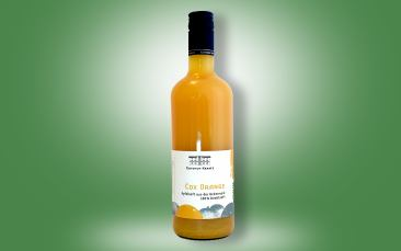"Apfelsaft ""Cox Orange"" Flasche 0,75l"