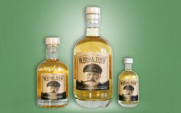 Whisky & Torf Spirituose