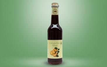 Cidoquitten-Sirup Flasche 0,35l