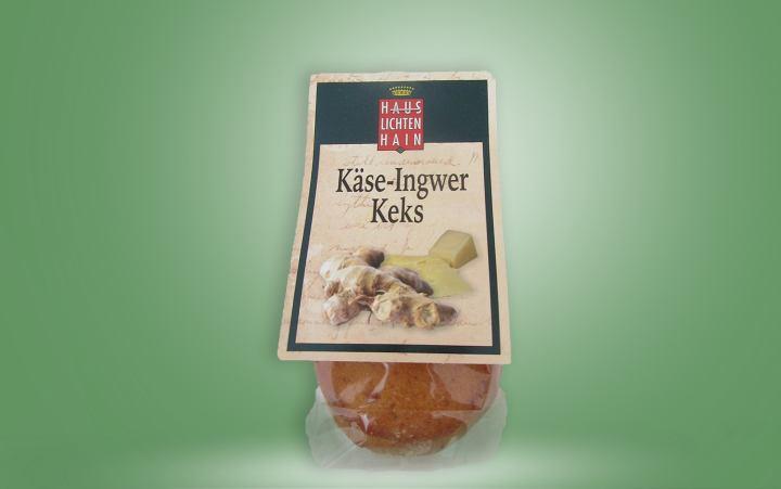 Käse-Ingwer-Keks