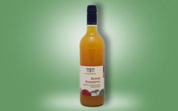 """Apfelsaft """"Berner Rosenapfel"""" Flasche 0,75l"""