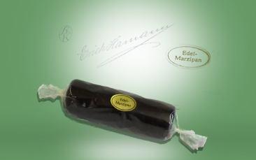 Marzipanrollen (Bitterüberzug) Stück