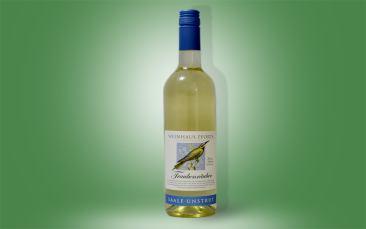 """""""Traubenräuber"""" Weißwein trocken Flasche 0,75l"""